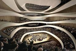 Tak będzie wyglądać długo oczekiwana siedziba Sinfonia Varsovia [WIZUALIZACJE]