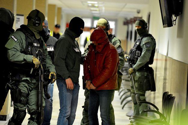 """Szczecin: sąd aresztował domniemanych gangsterów grupy 'Słowika"""""""