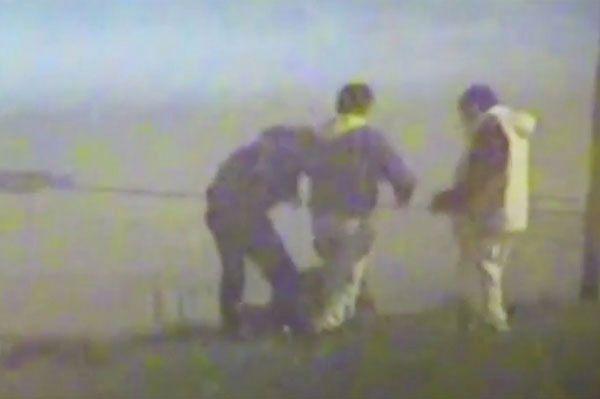 Pijani napastnicy skopali człowieka w centrum Zabrza