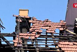 Gigantyczny pożar na Podhalu. Dramatyczne zdjęcia z Nowej Białej