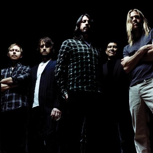 Foo Fighters fot. Steve Gullick Foo Fighters fot. Steve Gullick