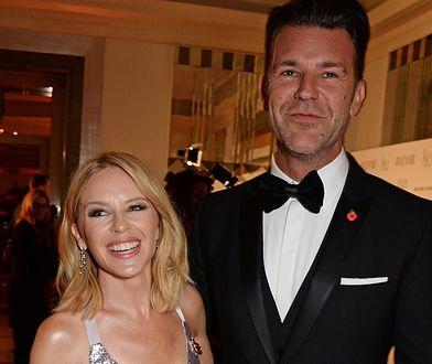 Kylie Minogue zaręczona. Informację potwierdziła macocha narzeczonego