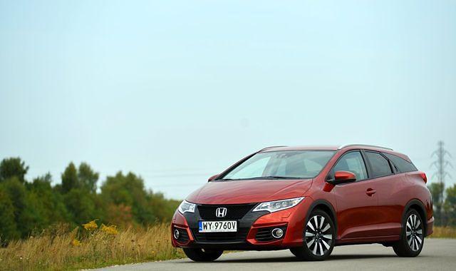 Honda Civic Tourer 1.6 i-DTEC: wariant dla oszczędnych