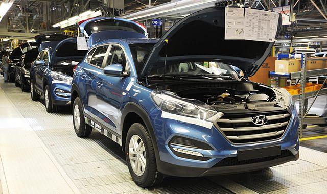 Tucson najszybciej sprzedającym się Hyundaiem w Europie