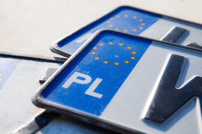 Zmiany w rejestracji pojazdów wejdą w życie w grudniu 2021 r.