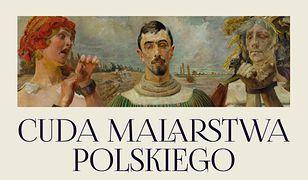 Cuda malarstwa polskiego