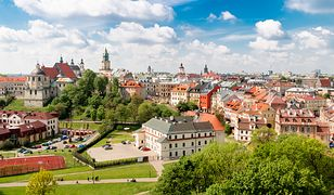 Stolica Lubelszczyzny, Lublin, urzeka swoją zabytkową panoramą