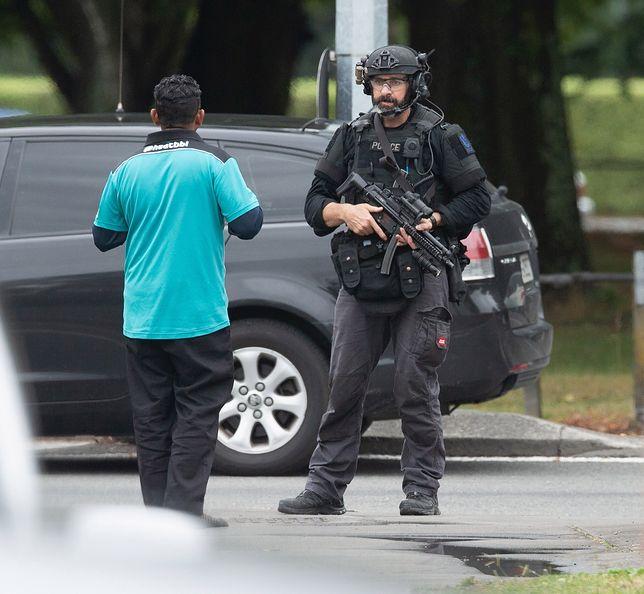Nowa Zelandia jest wstrząśnięta zamachem w Christchurch