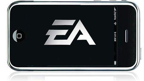 EA robi 30 gier na iPhone i 10 hitów na Wii