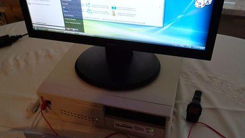Upgrade nowego komputera z Windows XP z 2020 roku