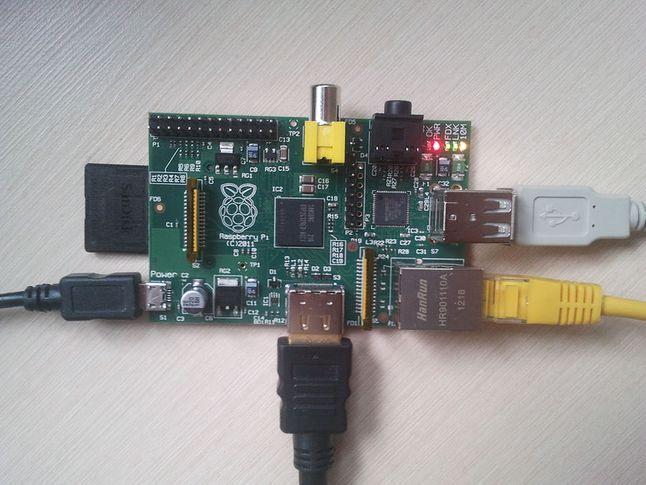 Raspberry Pi w akcji