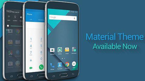 Zmień TouchWiz w Samsungu Galaxy S6 w czystego Androida