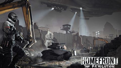 Dwie nowe gry od Cryteka: Homefront: The Revolution i Hunt: Horrors of the Gilded