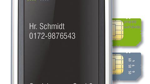 Wyciekł ekran startowy Lumii z Dual SIM