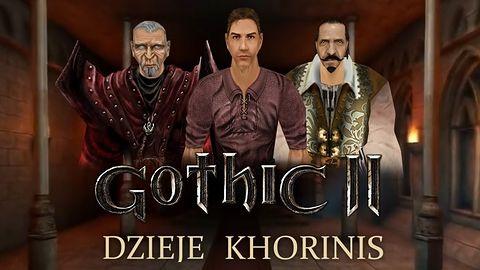 Gothic II: Dzieje Khorinis – polski profesjonalny dodatek do Gothica