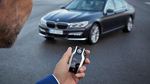 Nowe BMW serii 7 to auto przede wszystkim dla bogatych gadżeciarzy