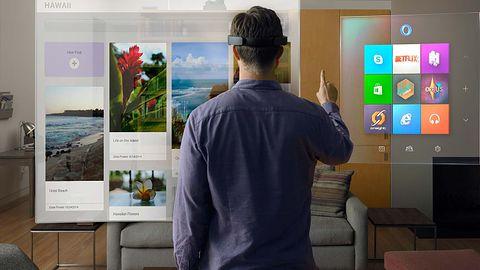 HoloLens już za rok, ale tylko dla wybranych przez Microsoft