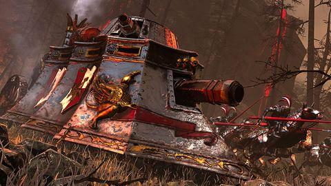 Total War: Warhammer zachwyca nie tylko grafiką. Zobacz starcie krasnoludów z goblinami