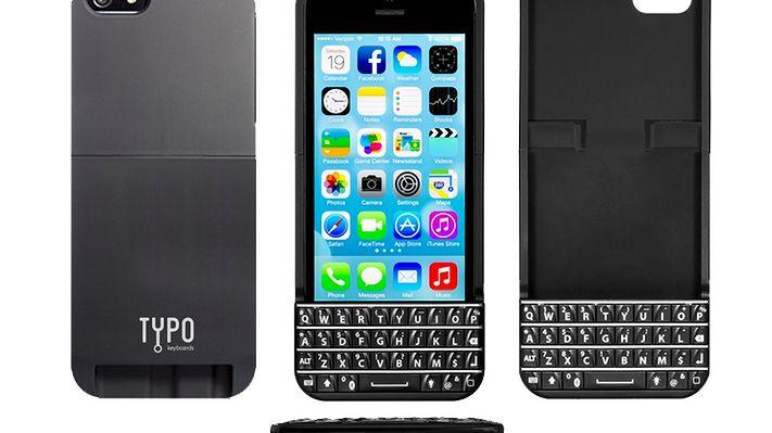 TYPO Keyboard Case zamieni iPhone w smartfona z fizyczną klawiaturą