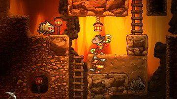 SteamWorld Dig, gra z 3DS-a, pojawi się na PS4 i Vicie