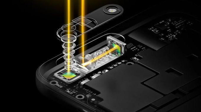 Oppo pokazuje, że smartfon może mieć porządny zoom