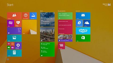 10 zmian, które odmładzają Windows 8.1