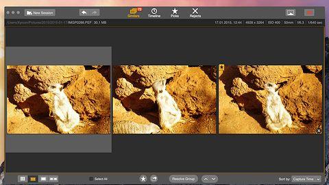 Snapselect – praktyczna przeglądarka zdjęć dla Maków dostępna za darmo