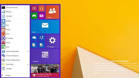 Tak może wyglądać Menu Start w kolejnym Windows