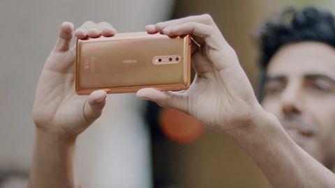 Nokia 8 z zablokowanym bootloaderem – to dla bezpieczeństwa użytkowników
