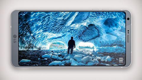 LG G6 oficjalnie: 2 szerokokątne aparaty, ekran FullVision, IP68 i odporność na upadki