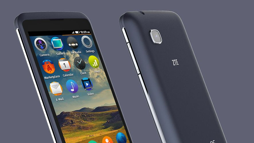 Debiutuje ZTE Open C, pierwszy smartfon z nowym Firefox OS