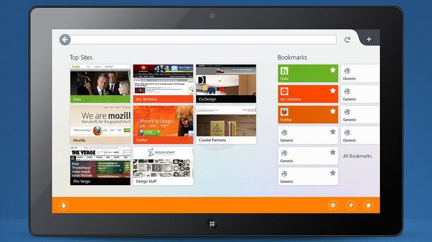 Hybrydowy Firefox specjalnie dla Windows 10? Mozilla rozważa taką edycję