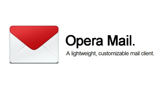 Opera Mail powraca jako niezależny produkt