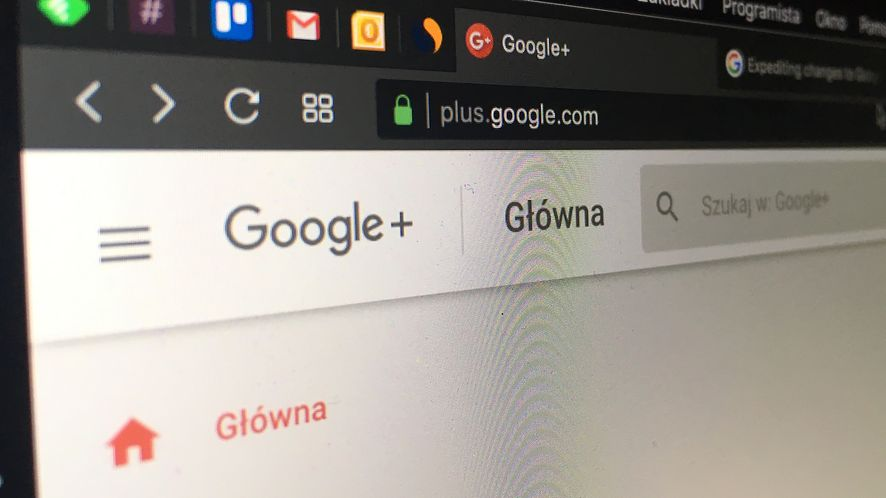Google zamknie platformę społecznościową Google+