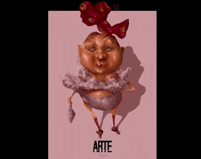 Scenowe starocie - Arte by Sanity