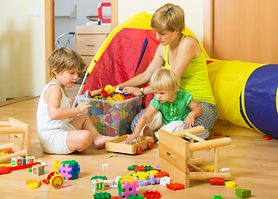 5 sposobów jak utrzymać porządek w pokoju dziecka