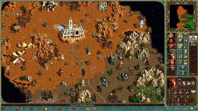 Heroes of Might & Magic III - Factory