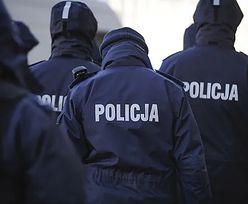 Policjant złamał prawo i uciekł. Jest oświadczenie
