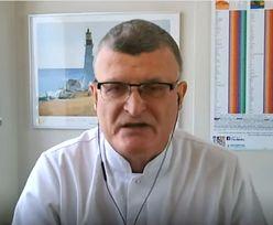 COVID-19. Dr. Grzesiowski: Decyzja ministra jest kompletnie nieodpowiedzialna