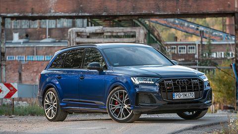 Audi Q7: Naszpikowany elektroniką SUV z Ingolstadt