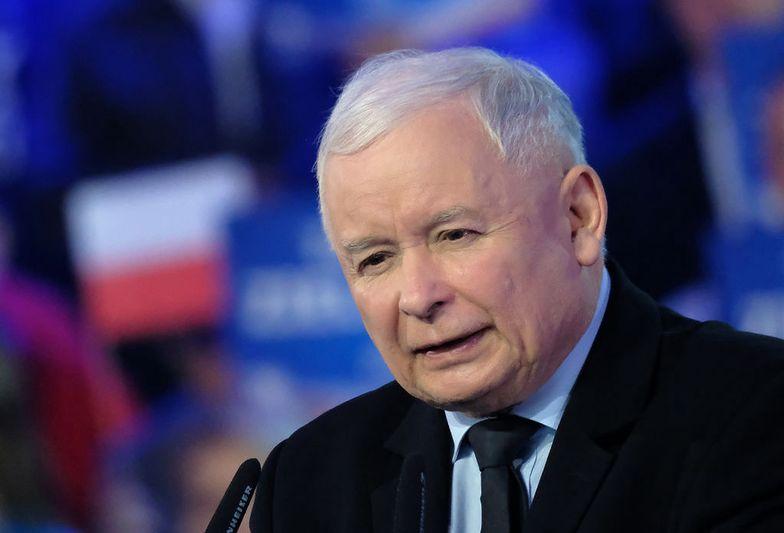 Jarosław Kaczyński twierdzi, że PiS uratowało wybory.