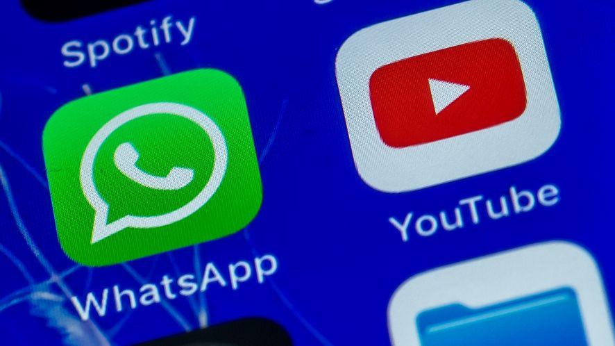 WhatsApp póki co nie dostanie reklam, ale może być gorzej / Źródło: Reporters / STG/REPORTER