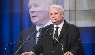 Jarosław Kaczyński, prezes PiS.