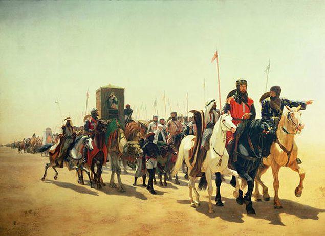 Mit: krucjaty były bezpodstawnym atakiem Europy na świat muzułmański