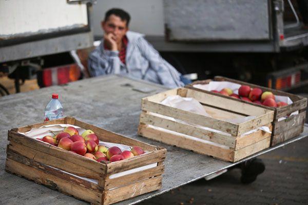 W Polsce #jedzjabłka, a w Belgii #jedzgruszki
