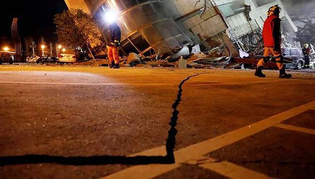 Silne trzęsienie ziemi w Rosji. Po nim może nadejść tsunami