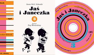 Jaś i Janeczka 3 (audiobook CD)
