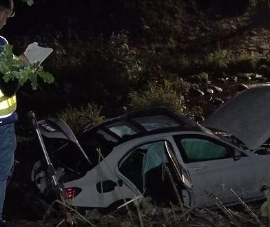 Tragedia w Miłkowie. Nie żyje kierowca z Niemiec