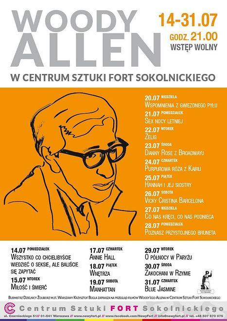 Gratka dla miłośników Woody'ego Allena