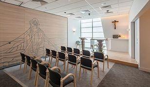 Poświęcenie nowej kaplicy na Lotnisku Chopina